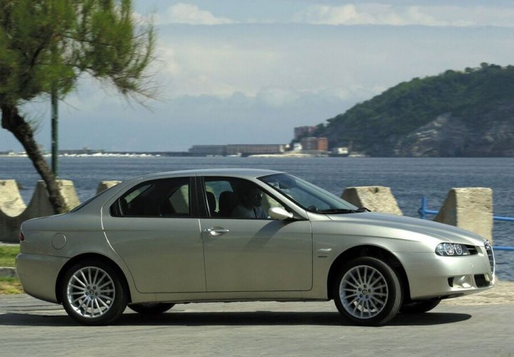 Alfa Romeo 156 (932) 2.0 JTS (165 Hp) Teknik Özellikler