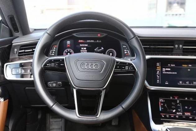 Audi A7 Sportback 2019 Test Sürüşü