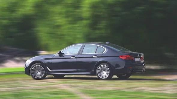 BMW 5.30i 2018 Test Sürüşü