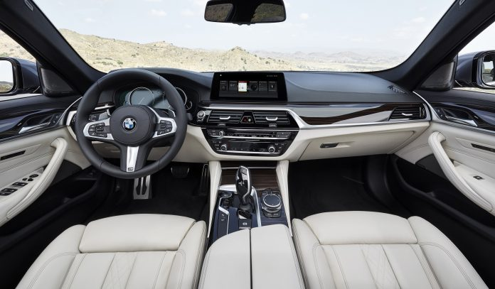 BMW 520d 2020 Test Sürüşü
