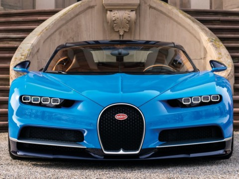 Bugatti Chiron 8.0 AMT (1500hp) 4×4 Teknik Özellikler