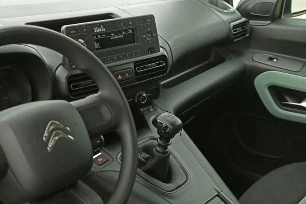 Citroen Berlingo 1.2 Puretech 2019 Test Sürüşü