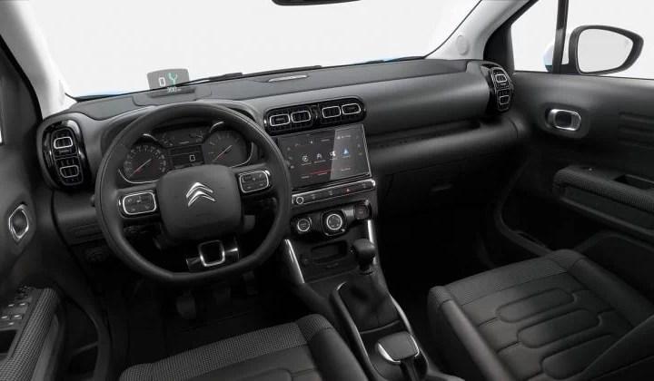 Citroen C3 Aircross 2019 Test Sürüşü