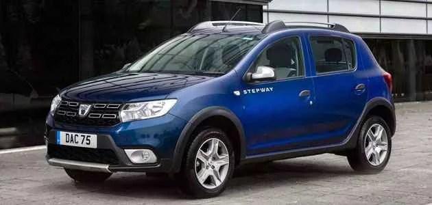 Dacia Sandero Fiyat Listesi – Temmuz 2019