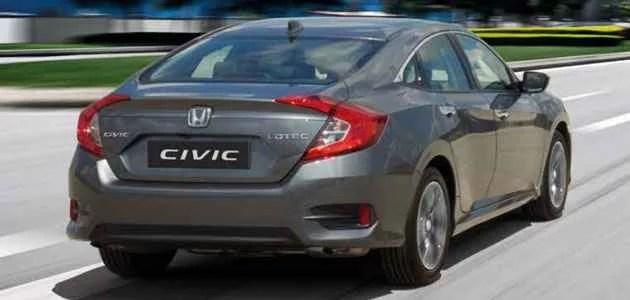 Honda Civic Fiyat Listesi – Temmuz 2019