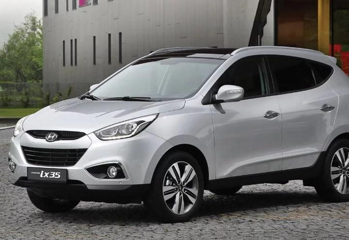 Hyundai ix35 2015 Fiyatları