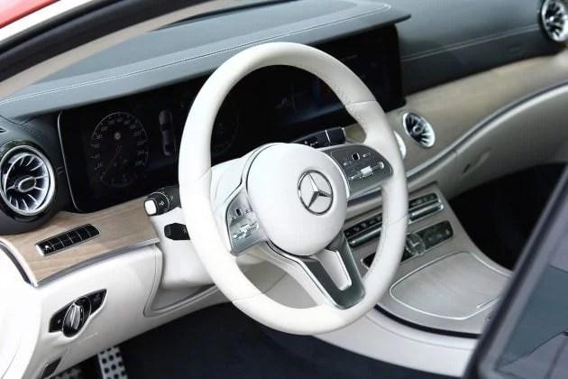 Mercedes CLS 400d 2019 Test Sürüşü