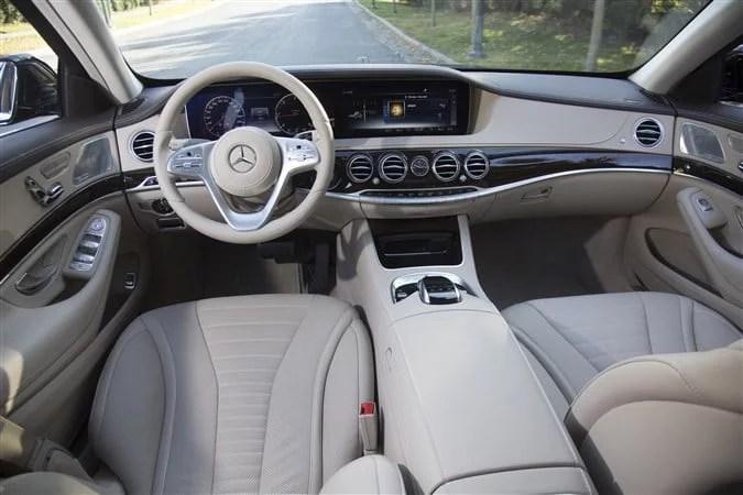 Mercedes S 400d 4MATIC 2017 Test Sürüşü
