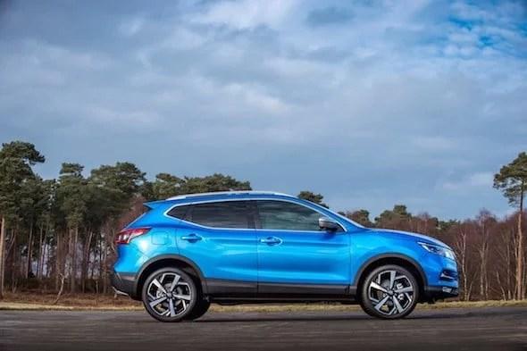 Nissan Qashqai Test Sürüşü 2017 – Teknik Özellikleri
