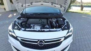 Opel Astra OPC Line Test Sürüşü