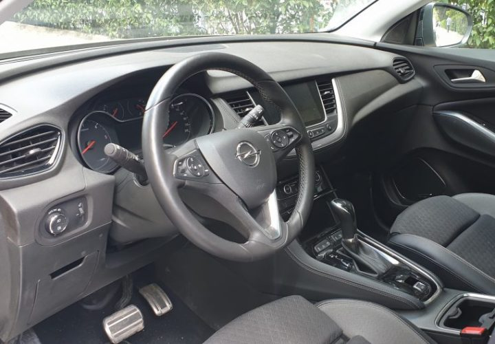 Opel Grandland X Dizel Otomatik 2019 Test Sürüşü
