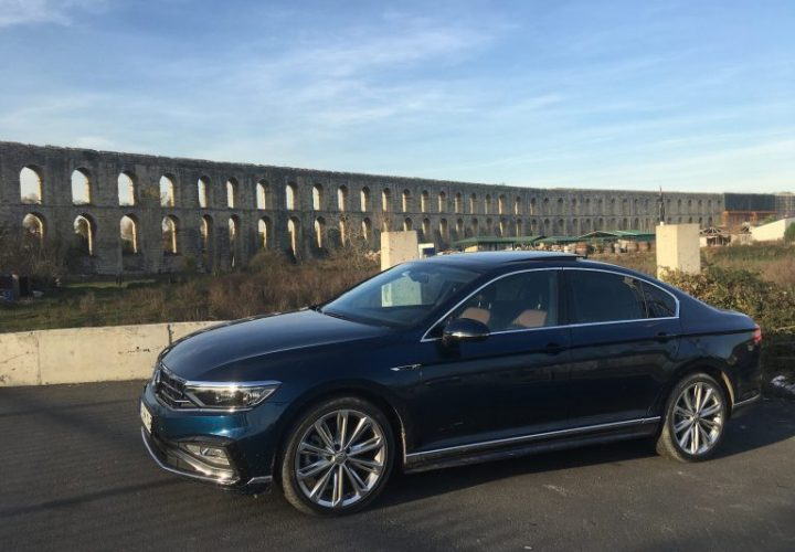 Volkswagen Passat 2019 Test Sürüşü