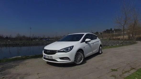 Opel Astra HB Dizel Otomatik 2017 Test Sürüşü, Özellikleri, fiyatı