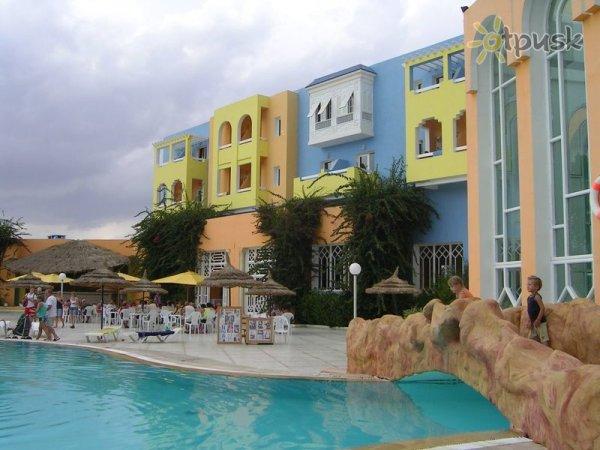 Отпуск.com › Hawai Beach Club Hotel 3* Тунис, Хаммамет