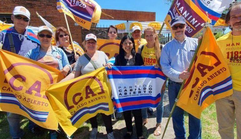 2019: 1/4 de votantes de Cabildo, en balotaje eligieron a Martínez