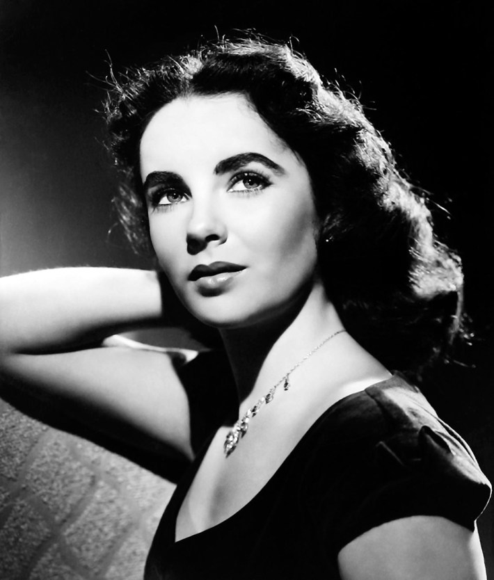 elizabeth taylor | radio star | old time radio downloads