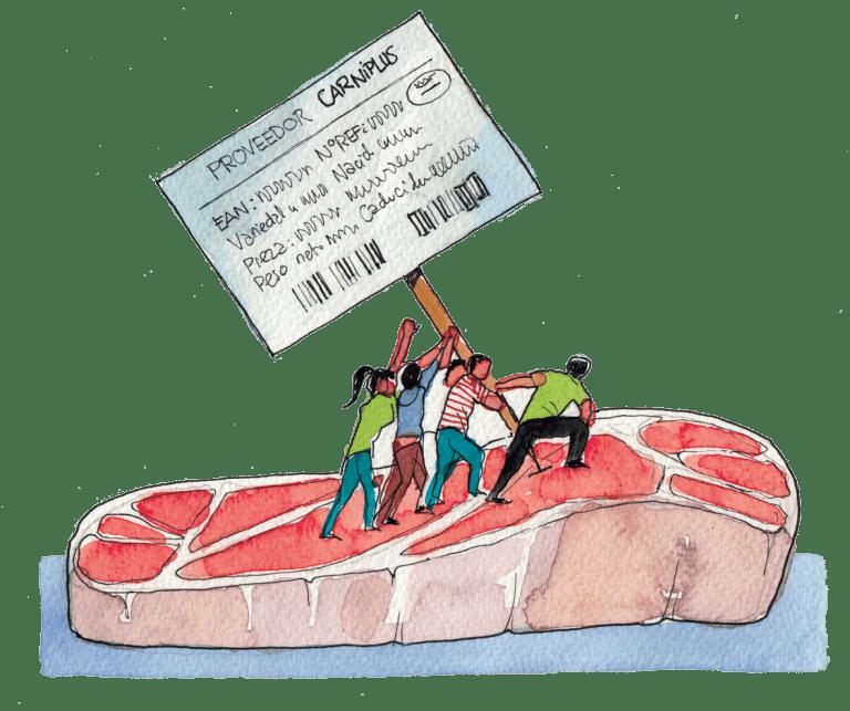 consumo responsable carne