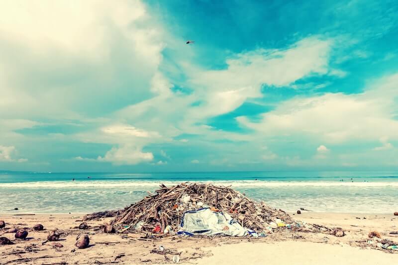 Contaminación marina por plásticos