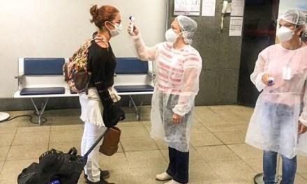 Ilhéus inicia monitoramento de passageiros no aeroporto Jorge Amado