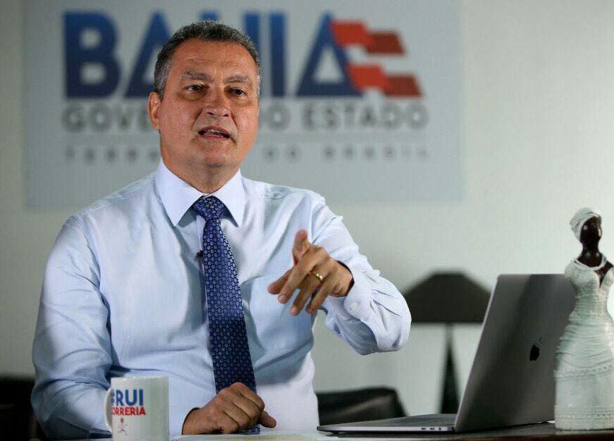 """""""É o pior momento da pandemia na Bahia"""", afirma governador"""