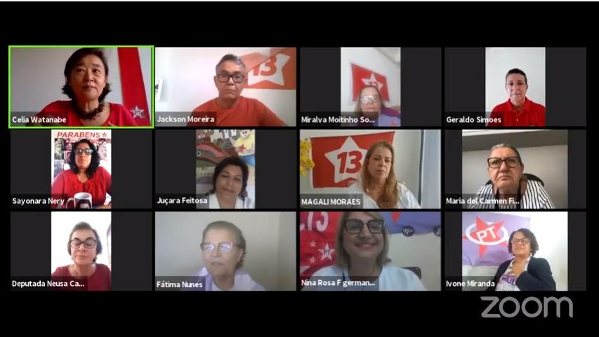PT de Itabuna inaugura canal no YouTube com Encontro de Mulheres e participação de Gleisi Hoffmann
