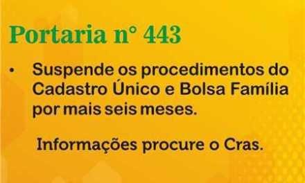 Ilhéus: suspensão de análises do Programa Bolsa Família é prorrogada por mais 180 dias