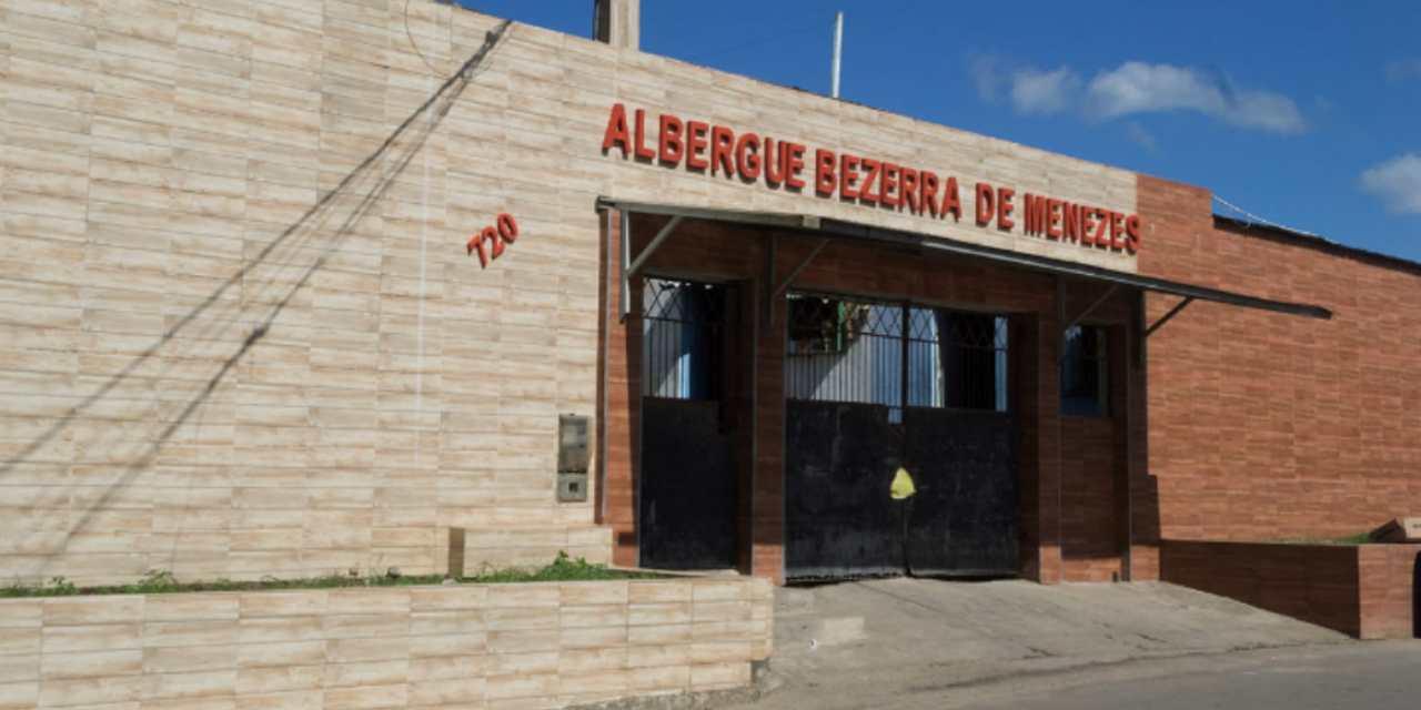 Quase 50 pessoas testam positivo para Covid-19 no Albergue Bezerra de Menezes