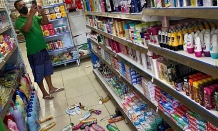 Terremoto assusta moradores de dezenas de cidades baianas