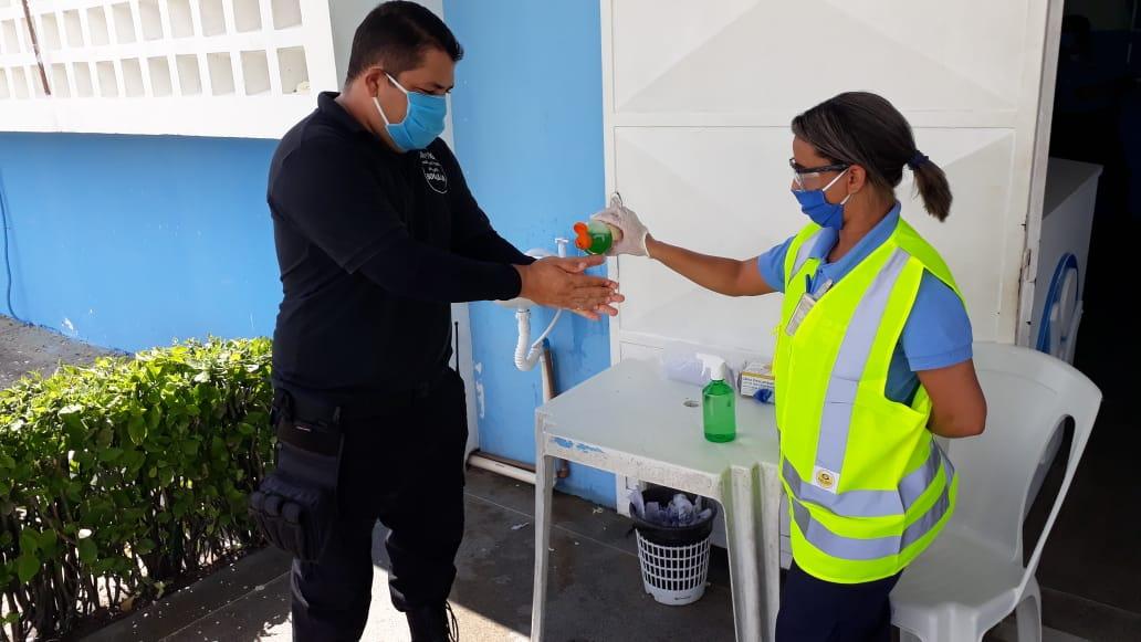 Conjunto Penal de Itabuna inicia retomada das visitas com cuidados redobrados contra o novo coronavírus