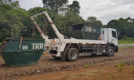 CVR Costa do Cacau inicia atividades com o tratamento de resíduos