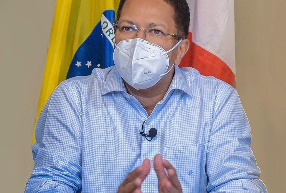 Augusto Castro anuncia 20 novos leitos para pacientes Covid-19 no Hospital de Base