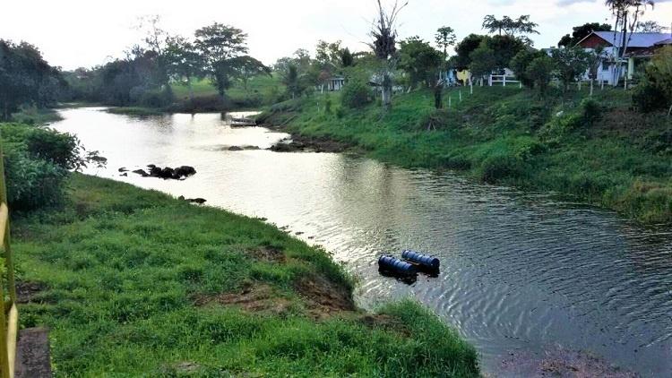 Rompimento na adutora principal de captação pode afetar o abastecimento de água em Itabuna