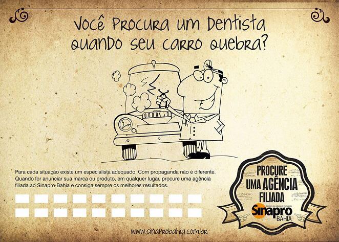 Sinapro-Bahia promove campanha de valorização das agências de publicidade da Bahia