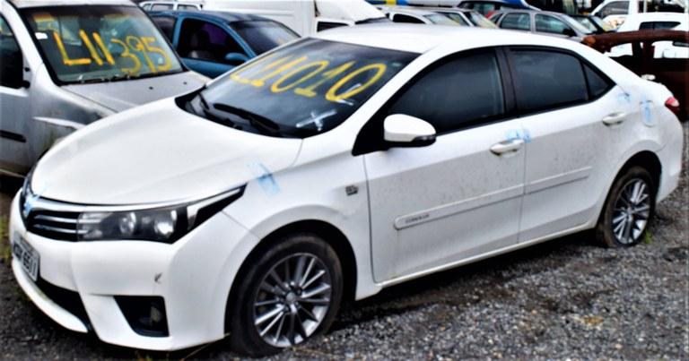 Totalmente on-line, PRF realizará mais um leilão com quase 1.500 veículos recolhidos na Bahia