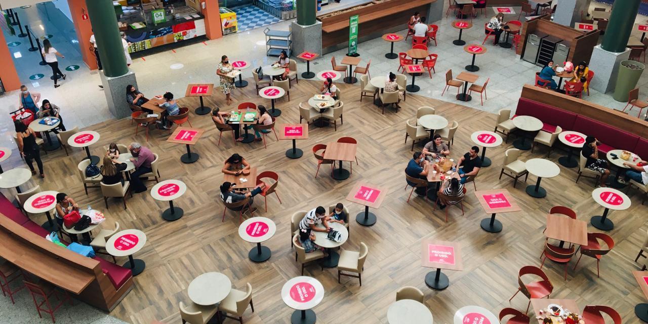 Shopping Jequitibá amplia ações de conscientização para prevenção da Covid 19