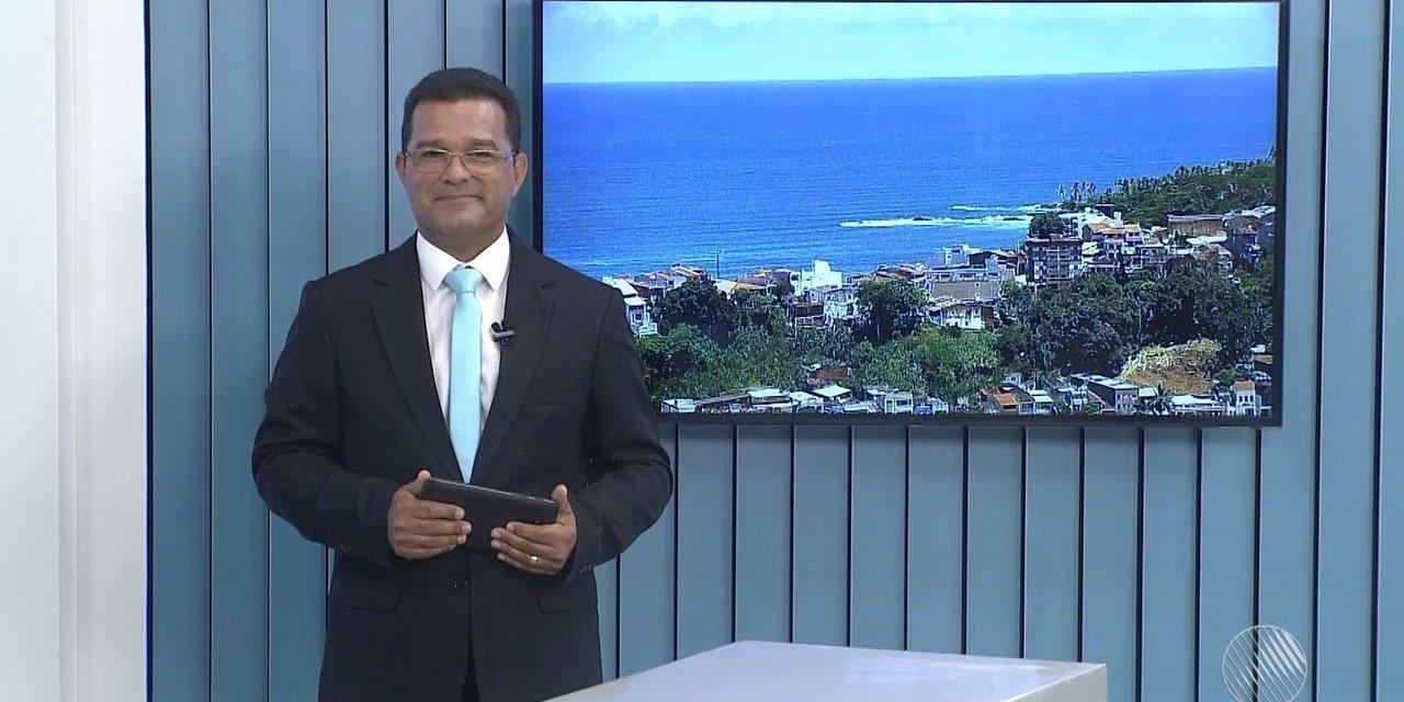 """TV Santa Cruz estreia """"Bahia Meio Dia"""" totalmente locale amplia presença junto ao telespectador regional"""