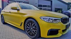 BMW m5 Foliert_3
