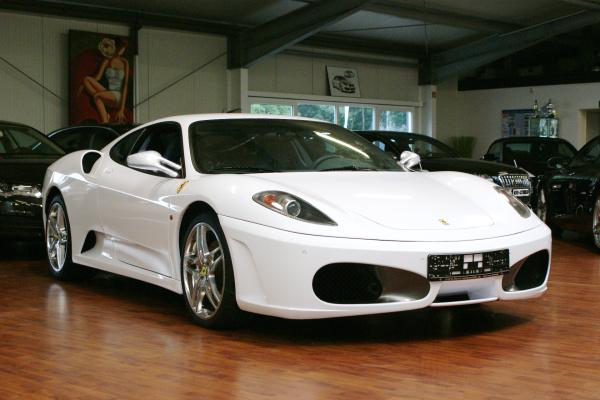 Folierung Ferrari F430 nachher