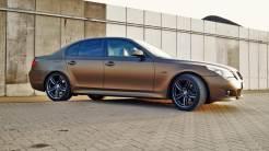 Folierung matt BMW 5er _4