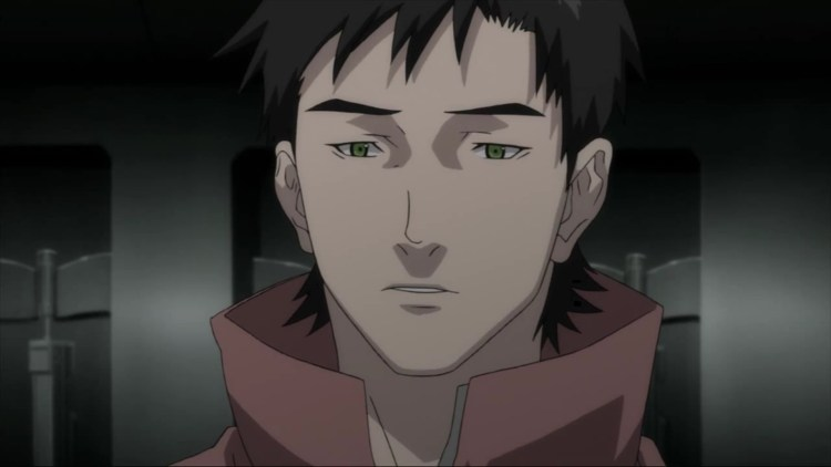 ERGO PROXY VINCENT