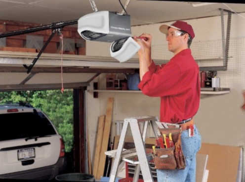Home Depot Garage Door Opener Installation Ottawa Pro