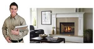 Ottawa Fireplace Inserts convert wood fireplaces to natural gas