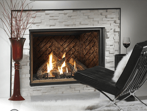 Continental Zero Clearance 47 Inch Direct Vent Gas Fireplace Sales & Installation Prices Ottawa