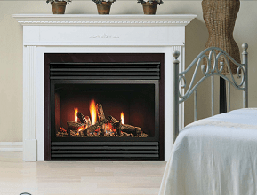 Continental Zero Clearance 42 Inch Direct Vent Gas Fireplace Sales & Installation Prices Ottawa