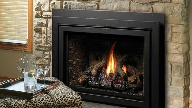 Kingsman Ottawa Gas Fireplace Insert