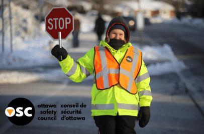 OSC Crossing Guard - Brenda