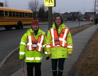 Ottawa's Adult Crossing Guards – Keeping Our Children Safe!