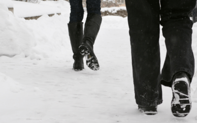 5 Winter Walking Safety Tips