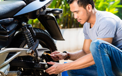Getting your motorcycle ready for another season