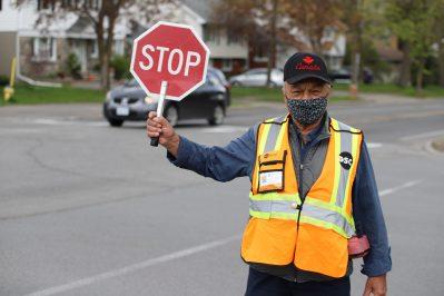 Ottawa Crossing Guard Hanefi